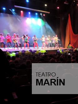 sección teatro marín