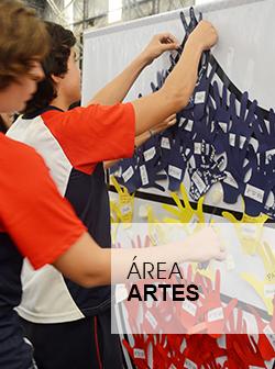 sección área artes