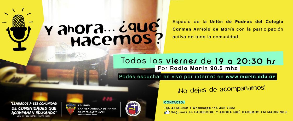 radio UP Todos los Viernes