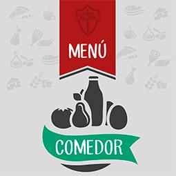 menu comedor